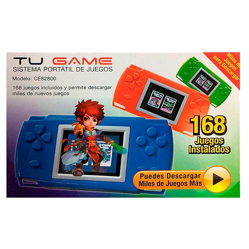 Consola de video juego CE82800