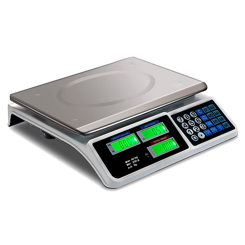 Balanza electronica de mesa WJ5