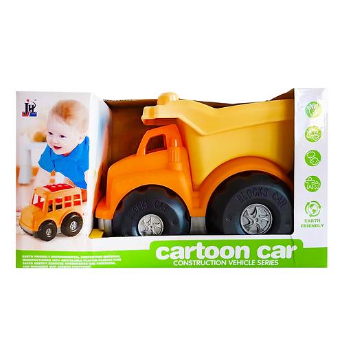 Camión didáctico plástico