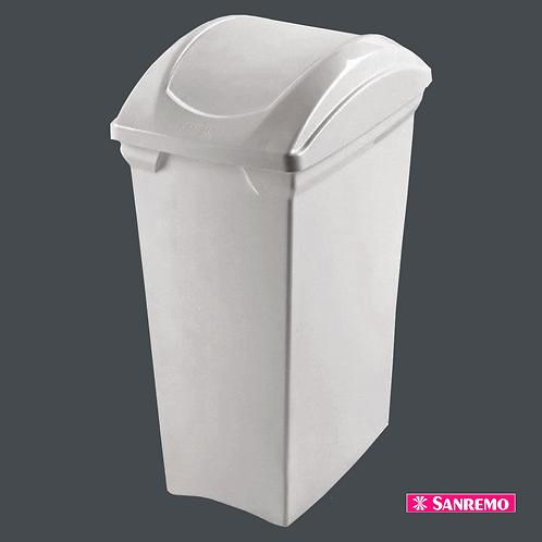 Basurero Bascul Plástico 70Lt SR66/1