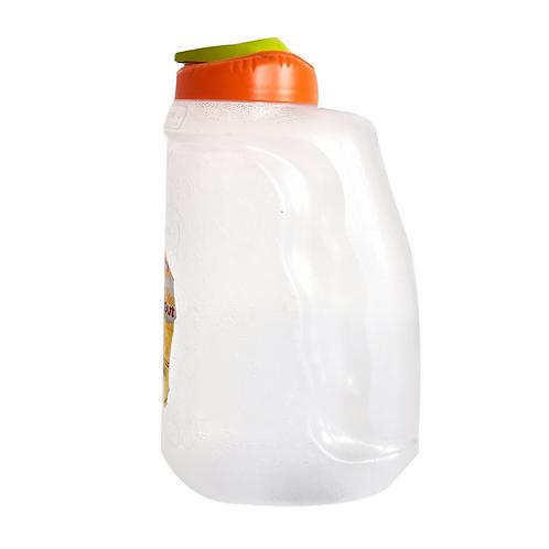 Botella rectangular plástico Sanremo  2.5 Lt