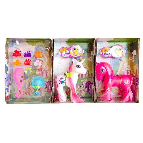 Set caballitos pony C/Acces