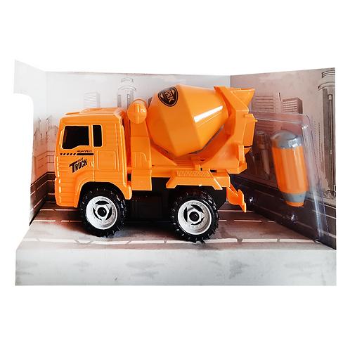 Camión construcción didáctico