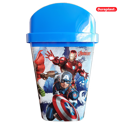 Papelera C/Diseño Avengers