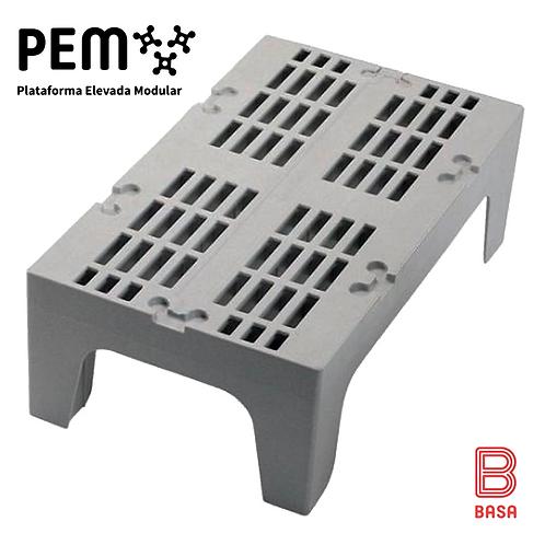 Pem - plataforma elevada modular + 2 nexos