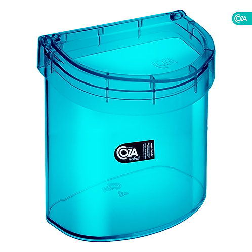 Basurero para Fregadero 2.7Lt Glass Verde