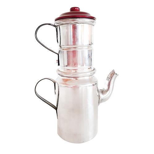 Cafetera aluminio #8