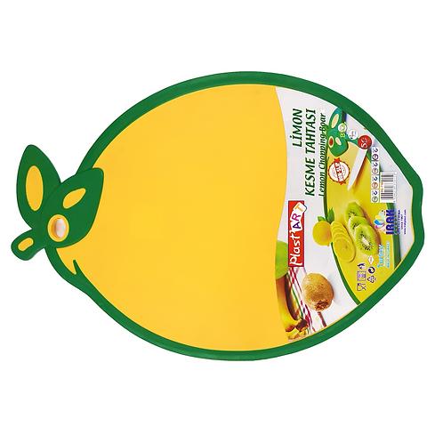 Tabla picar diseño limon 24 x 33 cm