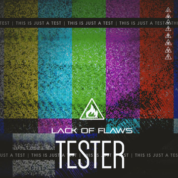 """TESTER"" COVER AND TRACKLISTING"