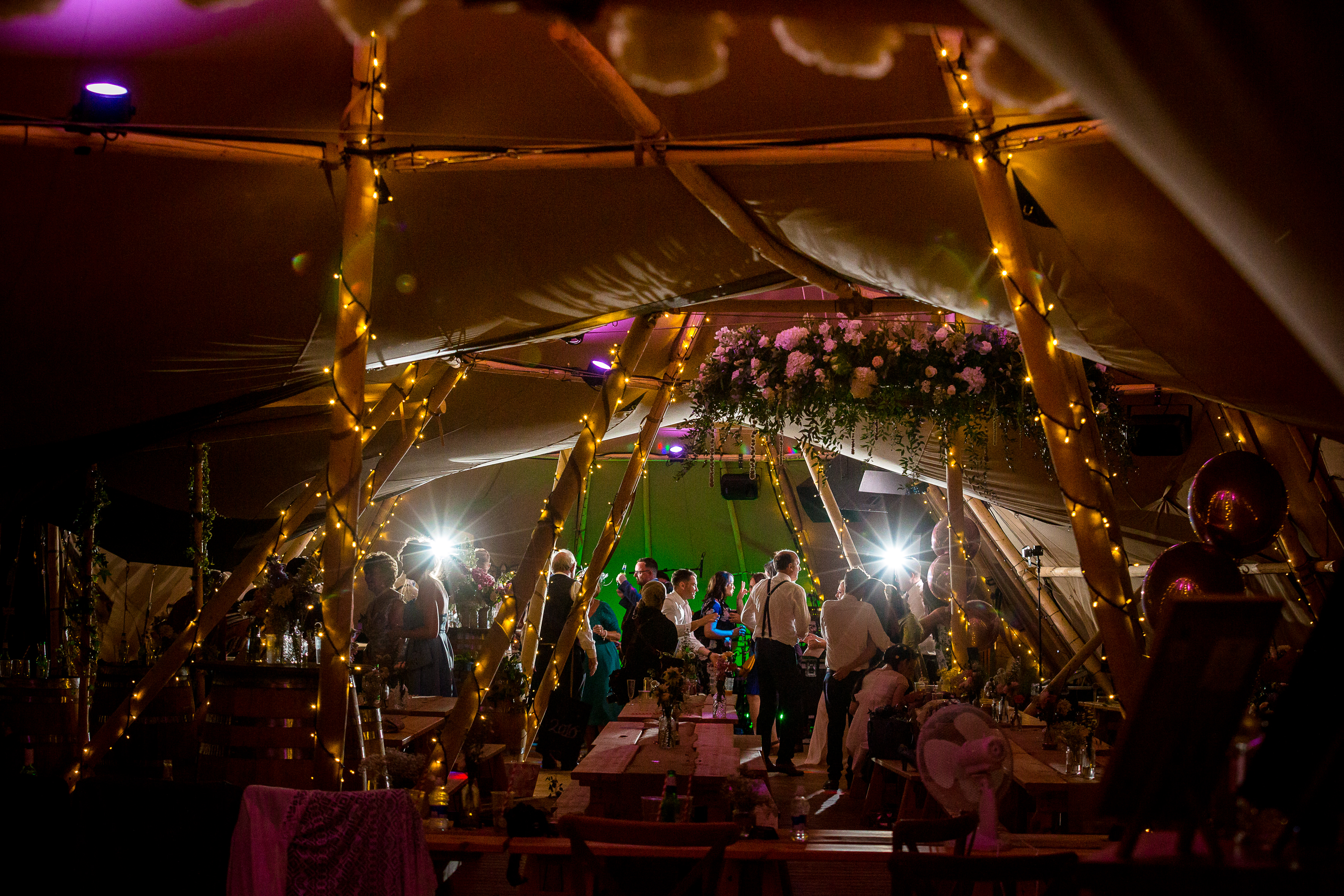 Hadsham Farm Tipi Wedding