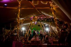 Hadsham Farm Tipi Wedding