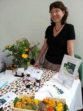 Fi at Banbury health day June 2014.jpg