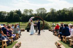 Sarah & Chris  Hadhsam Farm Wedding - Charlie Flounders  Photography-4