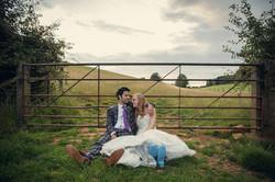 Countryside wedding