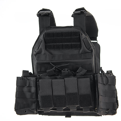 Multi-Pouch Plate Carrier