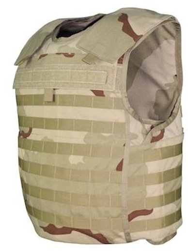 ABS Battle Vest- Level IIIA