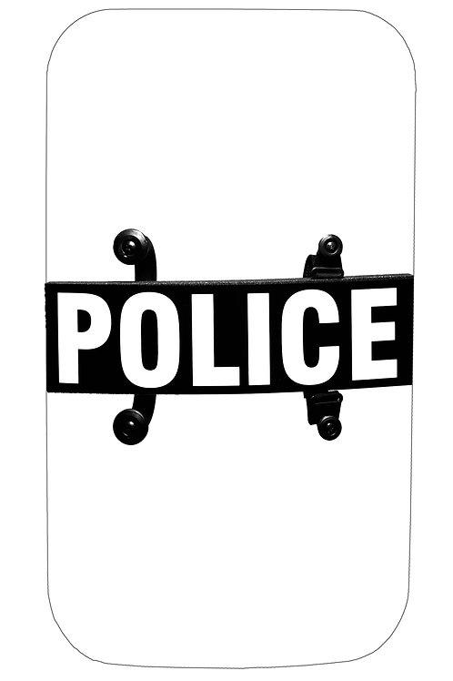 Police Riot Shield - 6 lbs