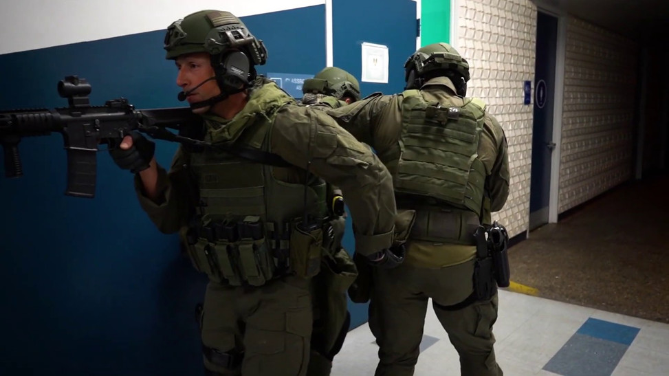 Video of Active Shooter Shield