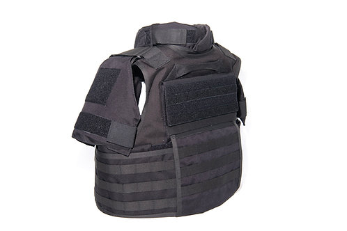 Level IIIA Vest- with neck, shoulder and groin protection