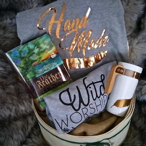 Handmade Worshipper Gift Basket