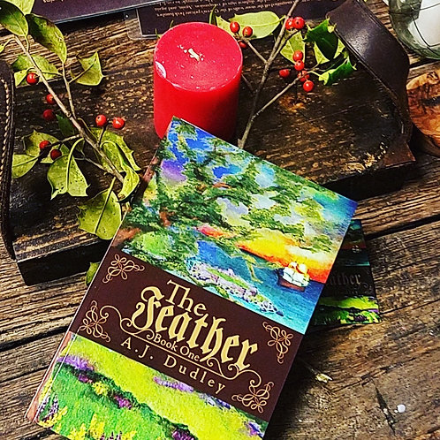 The Feather 1st Edition (set of 24) Paperback