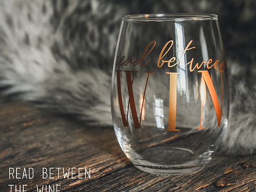 Stemless Wineglasses (Set of 24)