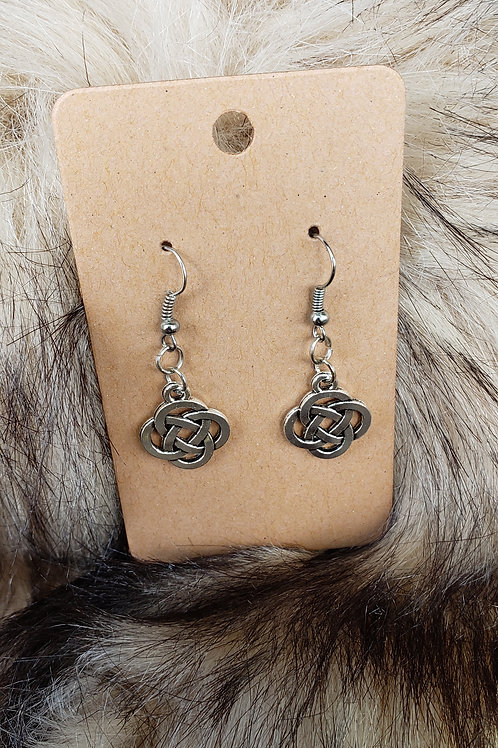 Celtic Knot Earrings (Set of 12)