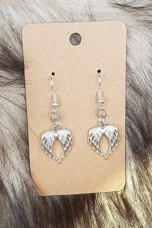 Wing Earrings (Set of 24)