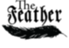 The Feather Logo