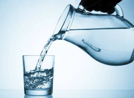 The Importance of Drinking Enough Water (1+ gallon per day)