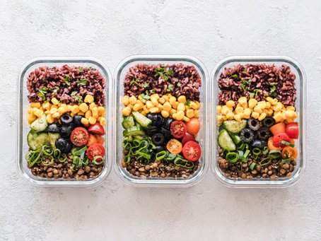 MEAL PREP..YOUR NEW BFF