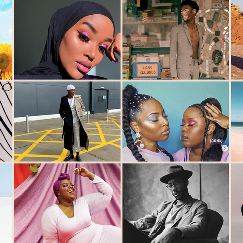 30 Black Disruptors, Influencers and Creatives to know this BHM
