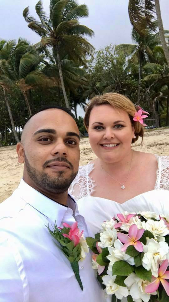 Bride Weddings Rarotonga