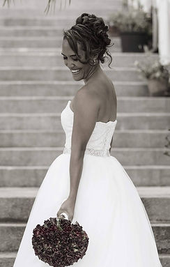 Bride, hair, makeup, wedding, styling, bride, Rarotonga, hairdresser