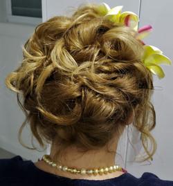 Bride Hair Make up