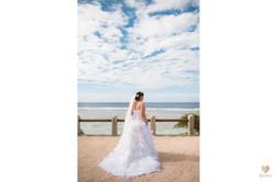 Bride Rarotonga