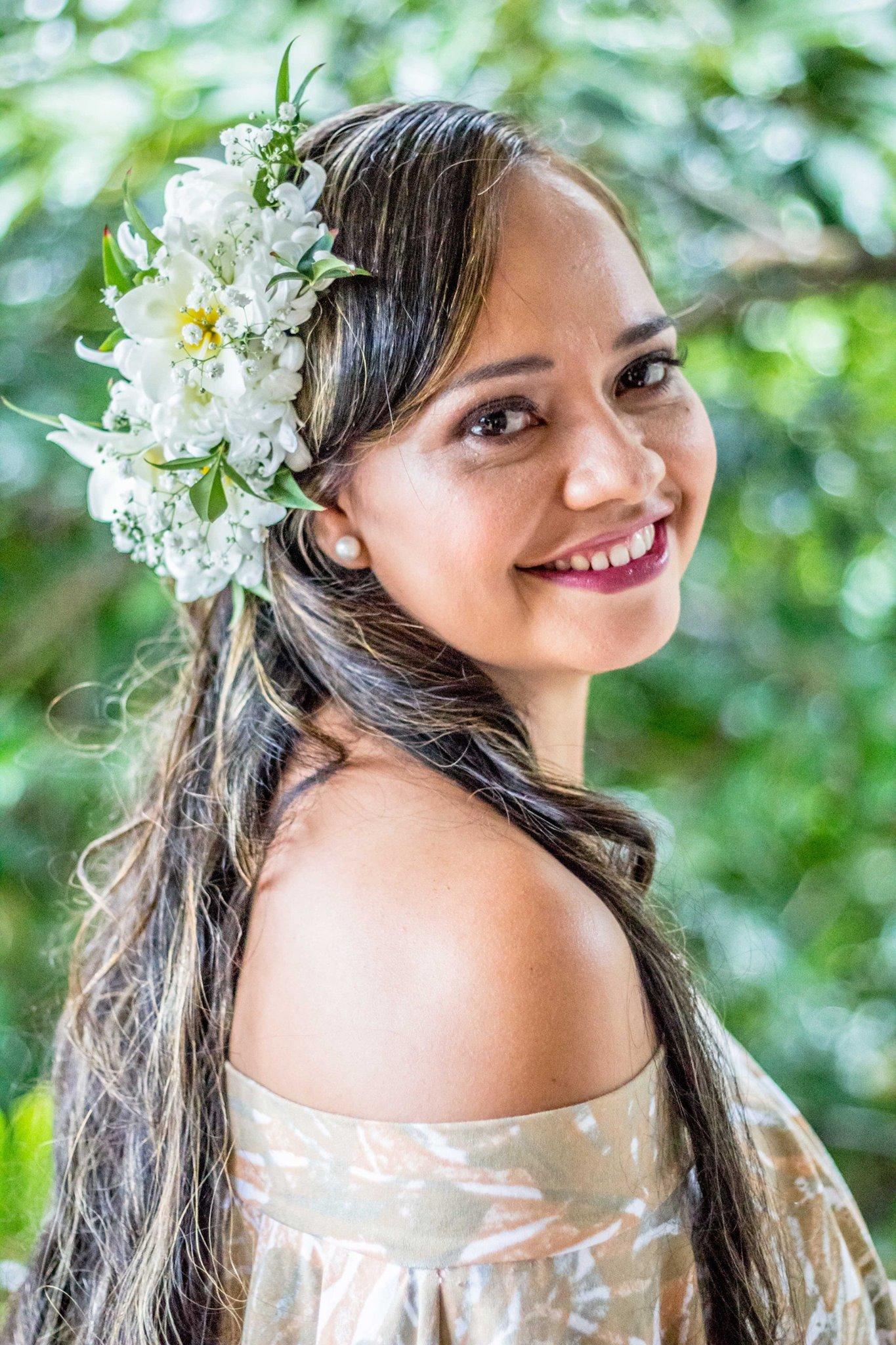 Bride - Rarotonga