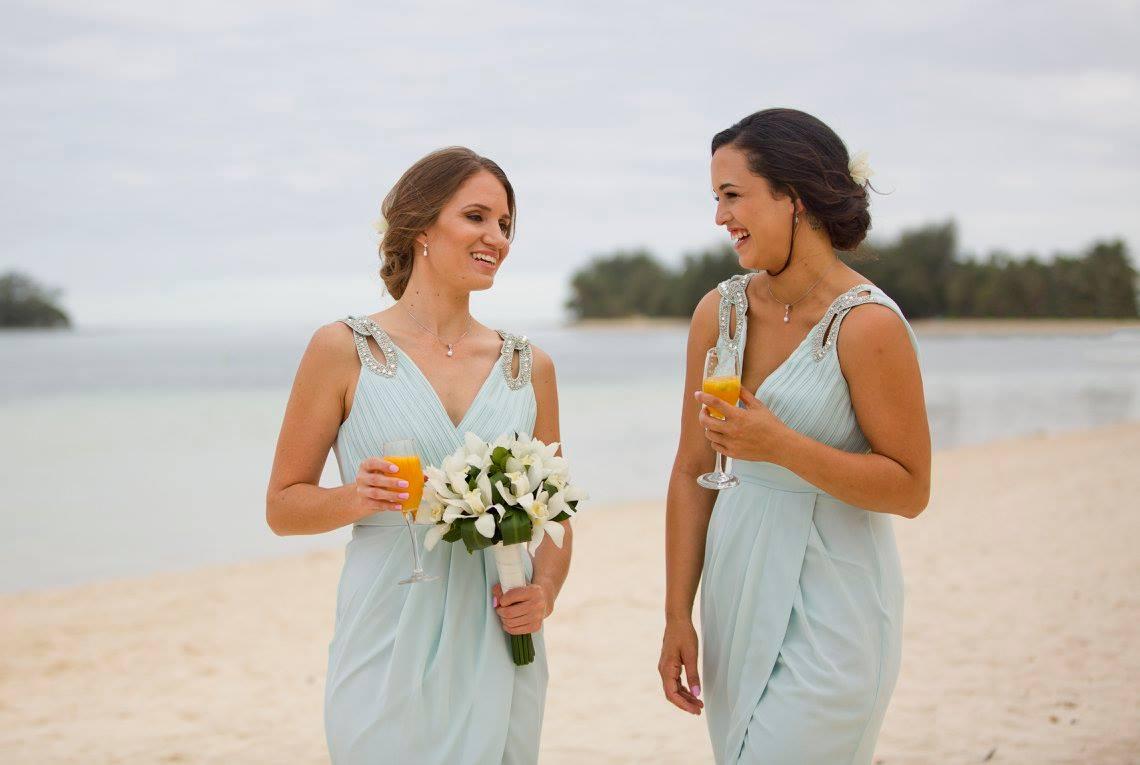 Rarotonga Bridal
