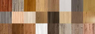 Laminate Flooring Swatches side by side