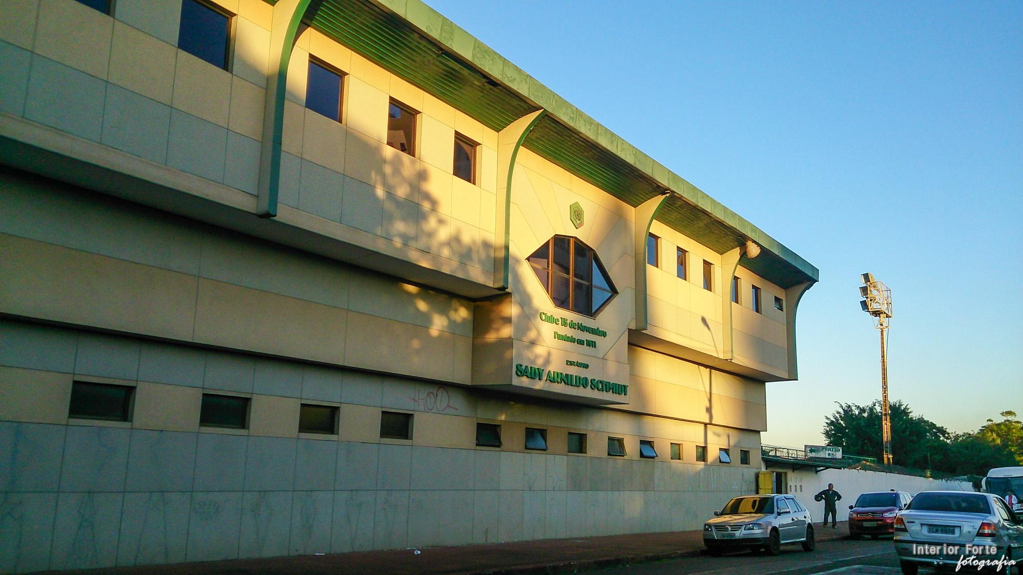 Estádio Sady Arnildo Schmidt