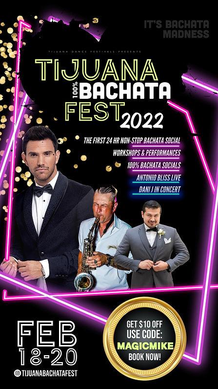 Tijuana Bachata Festival