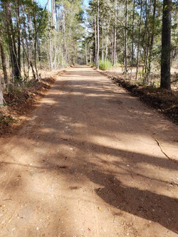 Gravel Road Restoration