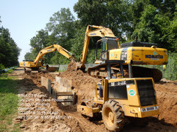 Compaction of Backfill