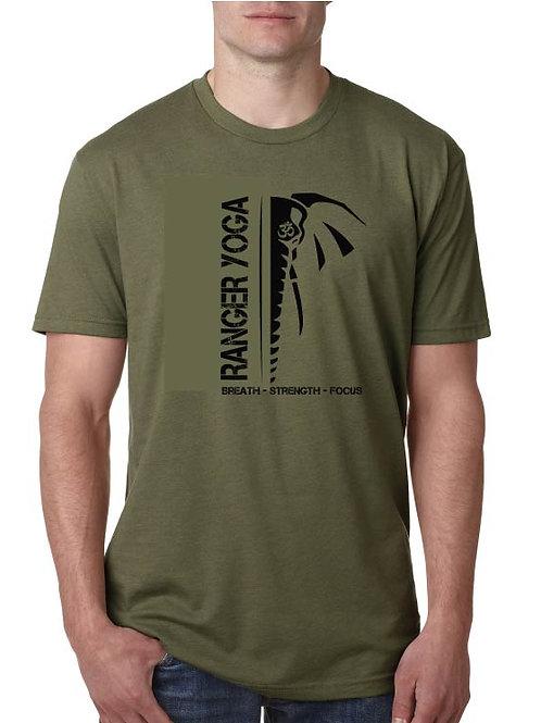 Ranger Yoga O.D. Green Shirt