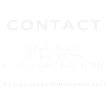 contact inquiries question plus collaborations info@alessandrocapozzi.it contatta about tatuaggi domande collaborazioni