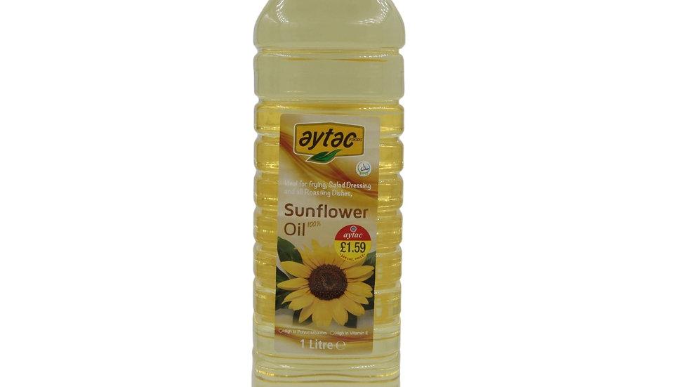 Aytac Sunflower Oil.