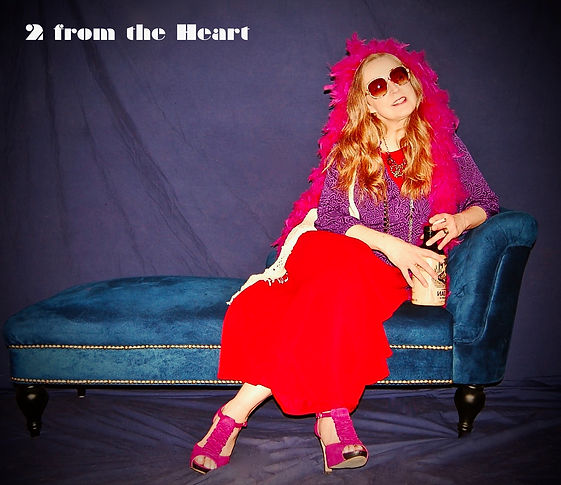 2 from the Heart pays tribute to Janis Joplin