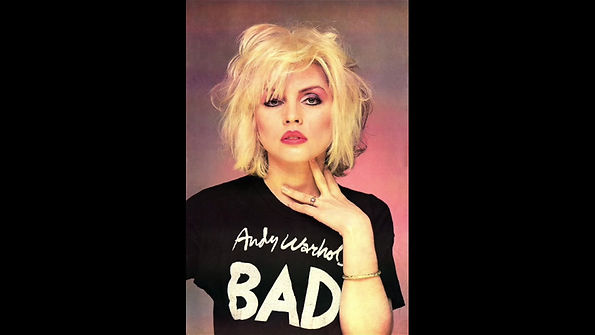 Our tribute video to Debbie Harry