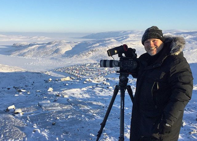 Filming in the Arctic with the _SonyProE