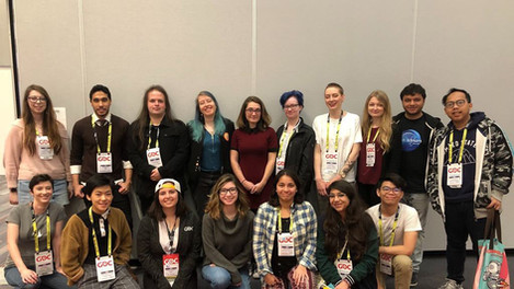 IGDA Scholars | GDC 2019, Conference + Summits Pass